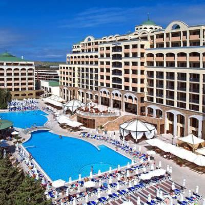 spa отель большие соли: