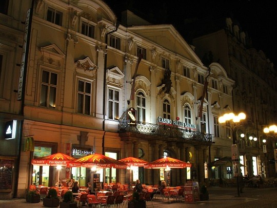Казино Атриум Прага