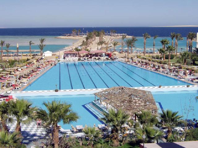Отель Arabia Beach 4* (Арабия