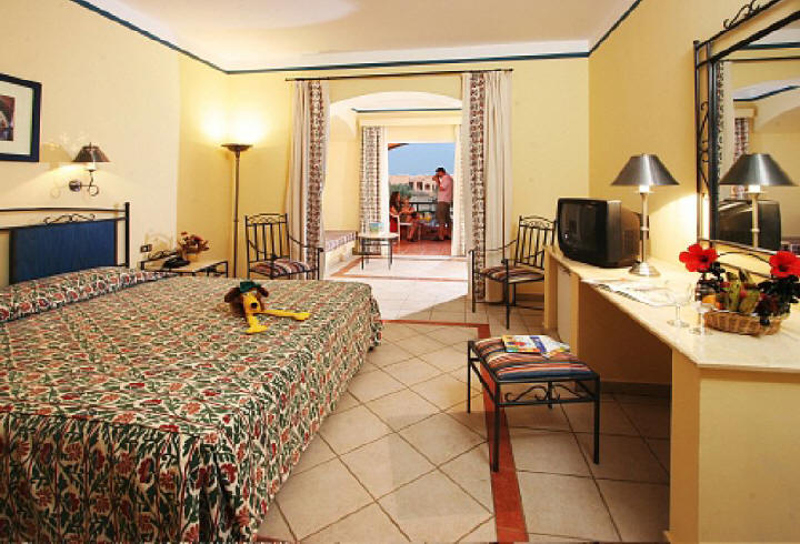 Отель Iberotel Makadi Oasis