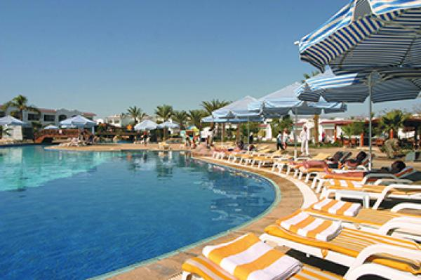 Отель Sonesta Beach Resort & Casino 5* в Шарм Эль
