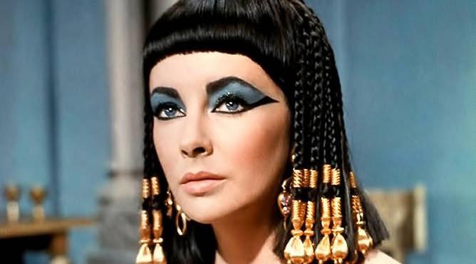 Секс в древнем египте с клеопатрой