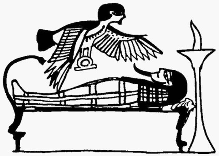 Жизнь после смерти. Мифы древнего Египта.
