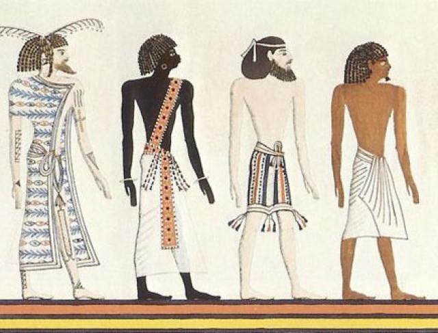 Население Древнего Египта язык древних египтян Население Египта язык древних египтян