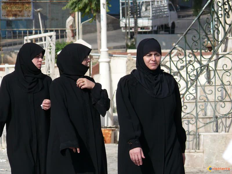 Египет  страна где белой женщине можно почти все