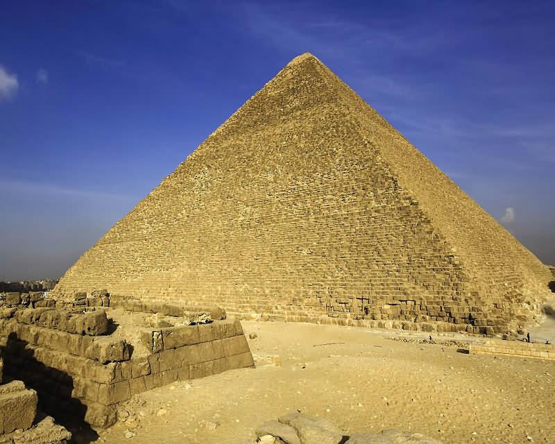 Пирамида Хеопса Пирамида Хеопса Пирамида Хеопса в 1909 году Египет