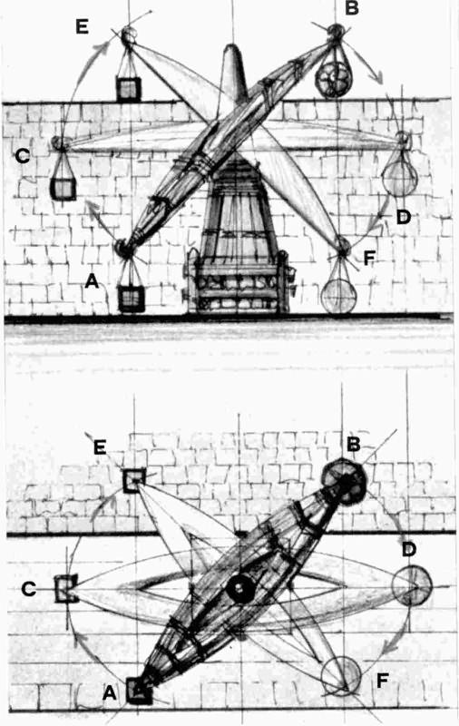 20 лет на пирамиде Хеопса.