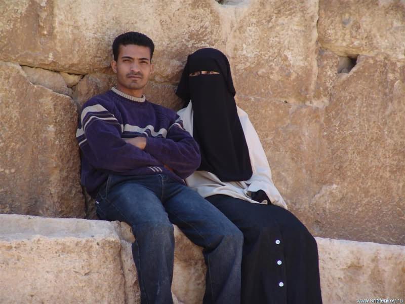секс арабской жены