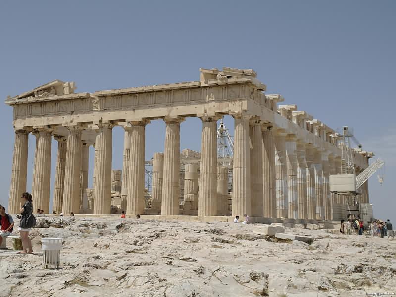 Сообщение Про Акрополь Краткое