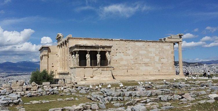 Архитектура древней греции греция