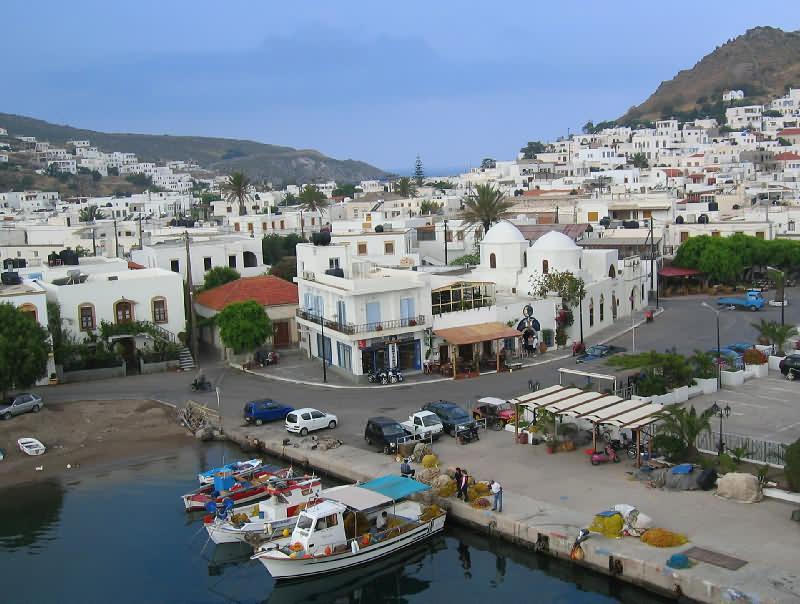 Виллы и коттеджи в греции
