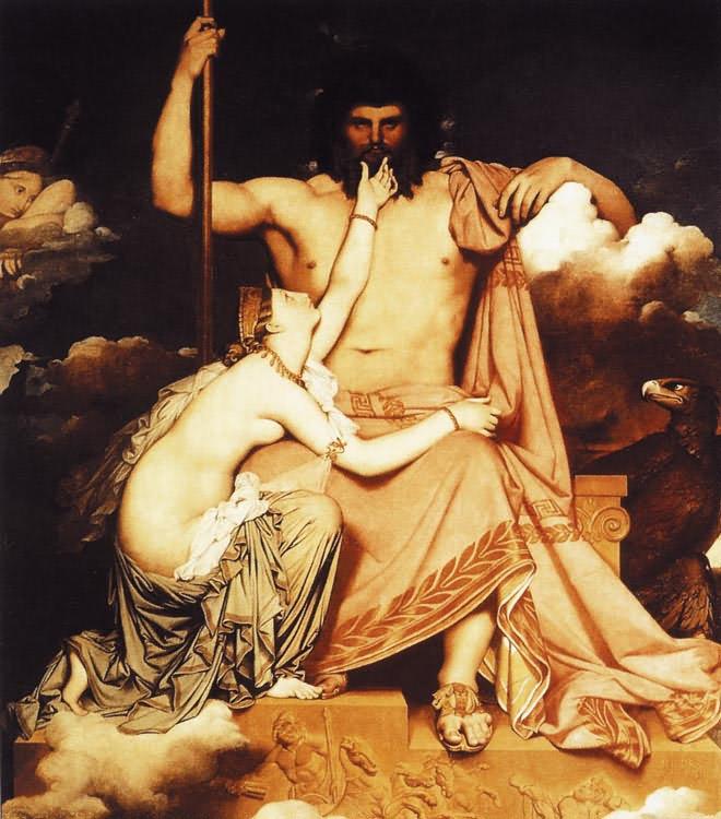 Кого из героев древнегреческой мифологии приковали к скале