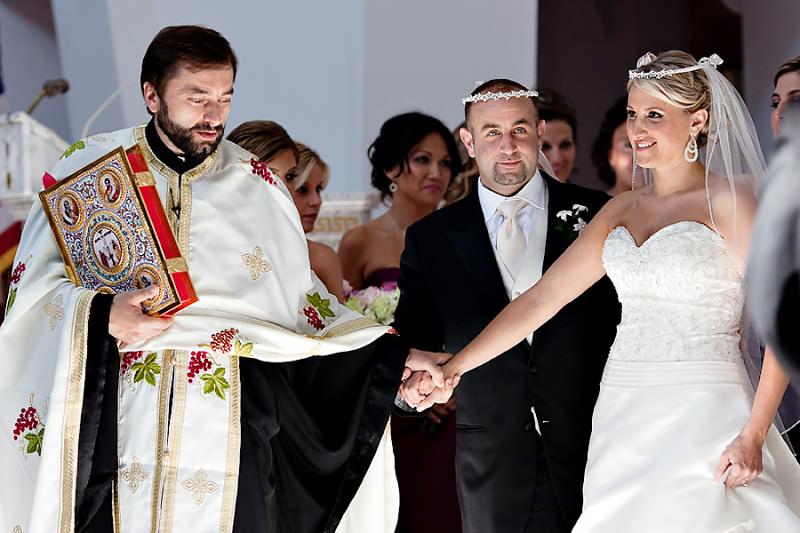 Matrimonio In Russia : Греческая свадьба