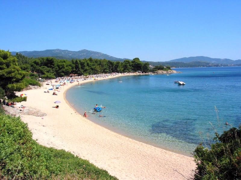 греция ситония фото