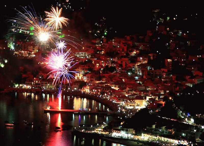 Картинки по запросу новый год Греция.