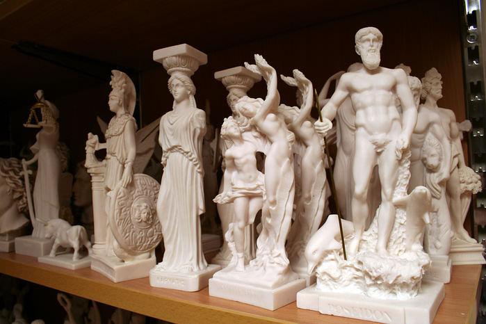 сувениры из греции фото