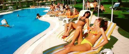 фото с отдыха в турции девушек