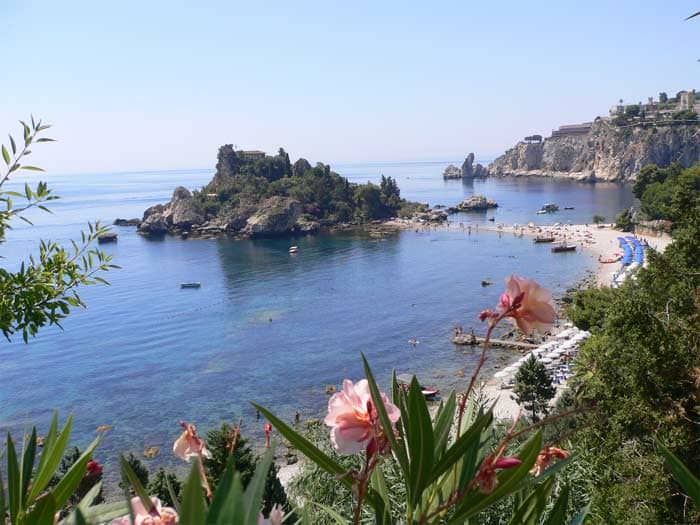 Очарование отдыха в италии