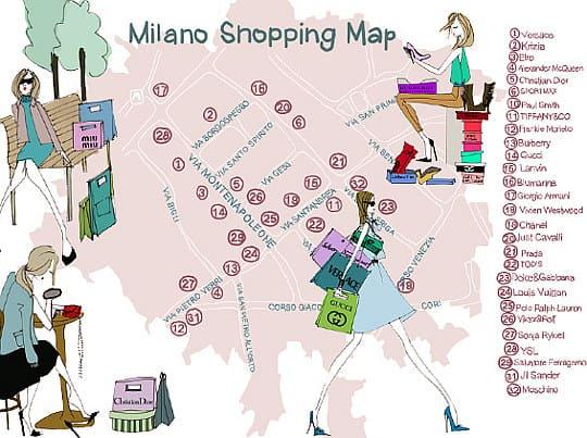Магазины Милана: что, где, когда покупать?