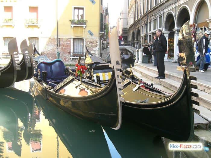 название лодок в италии