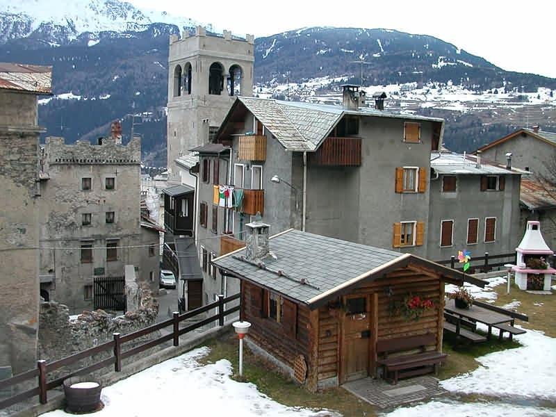 Итальянские Альпы - одно из прекраснейших мест не только в горах, но и, пожалуй, во всём мире