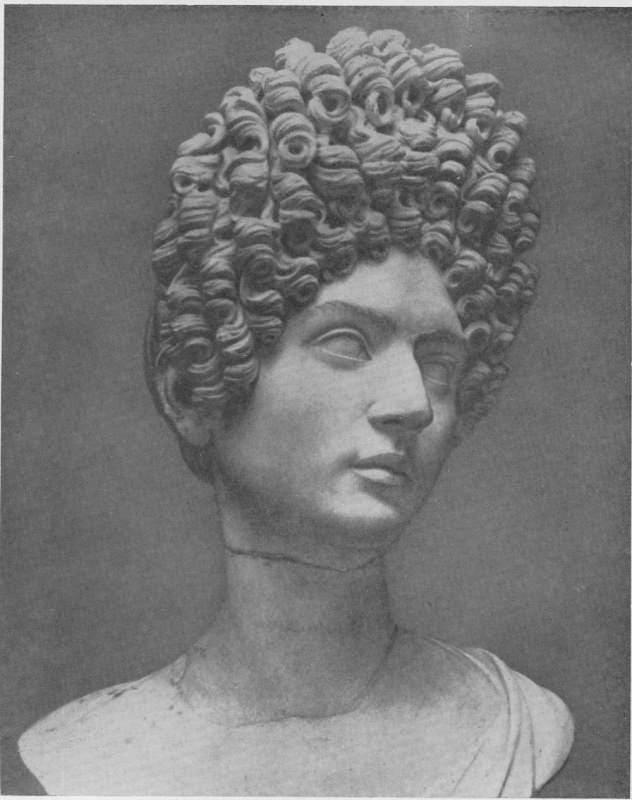 Сложилось особое римское искусство