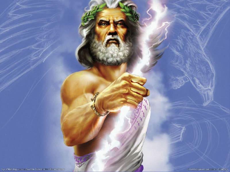 Римские боги.