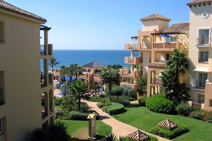 Купить жилье в испании на берегу