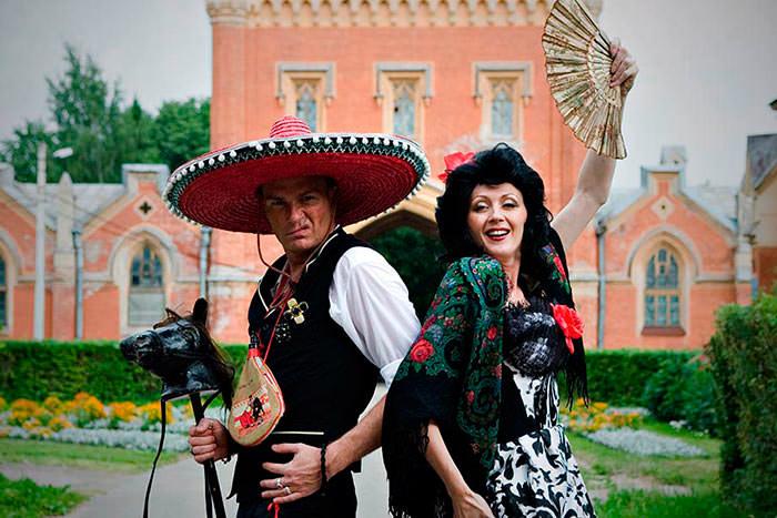 Молодой испанский парень с женщиной фото 311-34