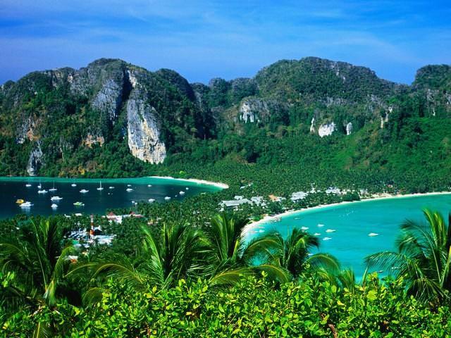 Картинки природы тайланда
