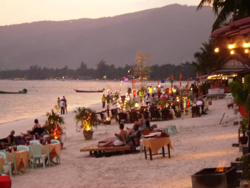 Эротика на пляжах тайланда