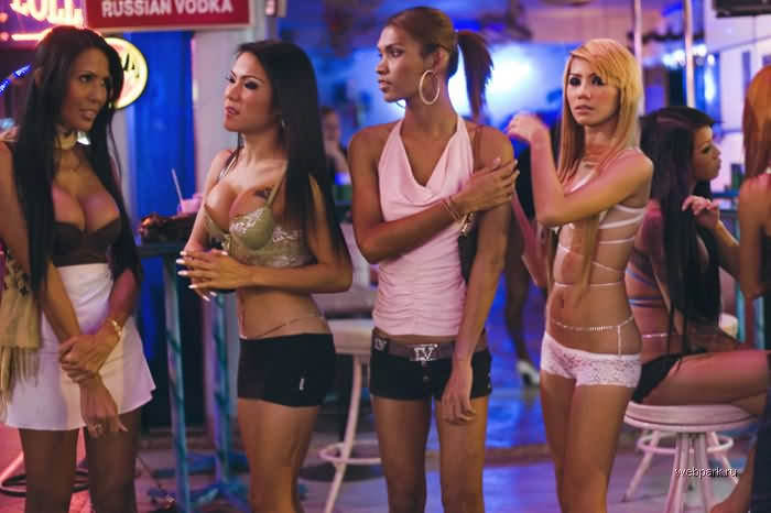 Таиланд про проституток
